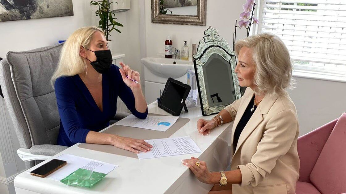 My Sculptra® Experience at Look Lovely London