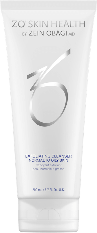ZO SKIN HEALTH EXFLOIATING CLEANSER